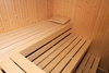 wooden sauna - photo/picture definition - wooden sauna word and phrase image