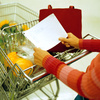 shopping list - photo/picture definition - shopping list word and phrase image