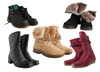 wintry boots - photo/picture definition - wintry boots word and phrase image
