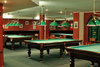 billard room - photo/picture definition - billard room word and phrase image