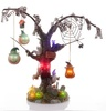 Halloween tree - photo/picture definition - Halloween tree word and phrase image