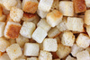croutons - photo/picture definition - croutons word and phrase image