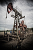 oil rig pump - photo/picture definition - oil rig pump word and phrase image