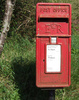 postbox - photo/picture definition - postbox word and phrase image