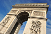 Arc de Triomphe - photo/picture definition - Arc de Triomphe word and phrase image