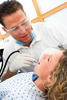 dental treatment - photo/picture definition - dental treatment word and phrase image
