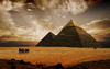 pyramids - photo/picture definition - pyramids word and phrase image