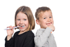 teeth brushing - photo/picture definition - teeth brushing word and phrase image