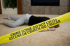 crime scene - photo/picture definition - crime scene word and phrase image