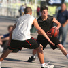 basketball game - photo/picture definition - basketball game word and phrase image
