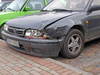 collision damage - photo/picture definition - collision damage word and phrase image