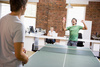 table tennis - photo/picture definition - table tennis word and phrase image