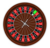 roulette wheel - photo/picture definition - roulette wheel word and phrase image