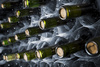 wine bottles - photo/picture definition - wine bottles word and phrase image