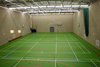 sports hall - photo/picture definition - sports hall word and phrase image