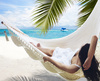 hammock - photo/picture definition - hammock word and phrase image