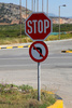 traffic sign - photo/picture definition - traffic sign word and phrase image