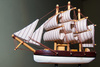 miniature ship - photo/picture definition - miniature ship word and phrase image