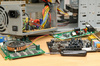 computer repair - photo/picture definition - computer repair word and phrase image