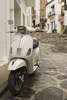 vespa scooter - photo/picture definition - vespa scooter word and phrase image