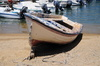 skiff boat - photo/picture definition - skiff boat word and phrase image