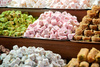 Turkish delight - photo/picture definition - Turkish delight word and phrase image