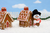 gingerbread houses - photo/picture definition - gingerbread houses word and phrase image