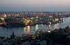 Hamburg harbour - photo/picture definition - Hamburg harbour word and phrase image