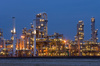 petrochemical plant - photo/picture definition - petrochemical plant word and phrase image