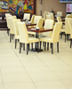 restaurant chairs - photo/picture definition - restaurant chairs word and phrase image