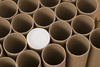cardboard tubes - photo/picture definition - cardboard tubes word and phrase image