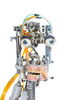 robot head - photo/picture definition - robot head word and phrase image