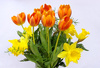 bouquet - photo/picture definition - bouquet word and phrase image