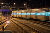 commuter train - photo/picture definition - commuter train word and phrase image