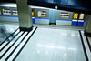 underground platform - photo/picture definition - underground platform word and phrase image