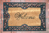 welcome mat - photo/picture definition - welcome mat word and phrase image