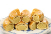 pastry rolls - photo/picture definition - pastry rolls word and phrase image