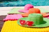 summer hats - photo/picture definition - summer hats word and phrase image