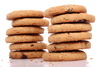 diet cookies - photo/picture definition - diet cookies word and phrase image