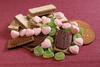 sweet snacks - photo/picture definition - sweet snacks word and phrase image