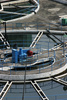 water treatment plant - photo/picture definition - water treatment plant word and phrase image