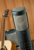 tube microphone - photo/picture definition - tube microphone word and phrase image