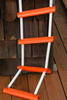portable ladder - photo/picture definition - portable ladder word and phrase image