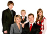 family portrait - photo/picture definition - family portrait word and phrase image