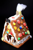 gingerbread house - photo/picture definition - gingerbread house word and phrase image