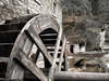mill wheel - photo/picture definition - mill wheel word and phrase image