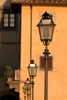 Florence lamps - photo/picture definition - Florence lamps word and phrase image