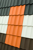roof tiles - photo/picture definition - roof tiles word and phrase image
