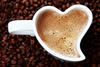 heart shaped cup - photo/picture definition - heart shaped cup word and phrase image