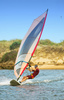windsurfing - photo/picture definition - windsurfing word and phrase image